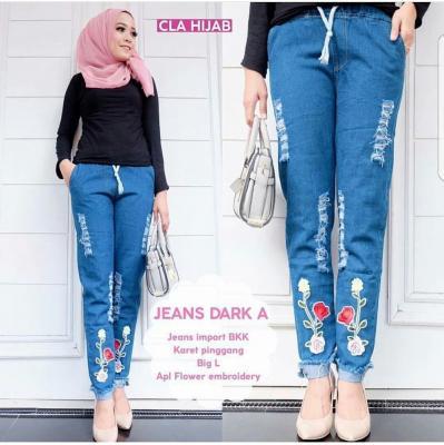 Grosir Distributor Rok Jeans 01 Harga Murah Bagus Berkualitas